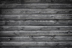 Black Wood Background Royalty Free Stock Photos