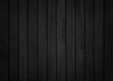 Black wood background Royalty Free Stock Photo