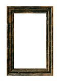 Black wood frame - grunge Royalty Free Stock Photography