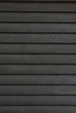 Black wood pattern Royalty Free Stock Photography