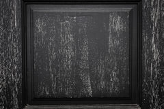 Black wood texture Stock Images