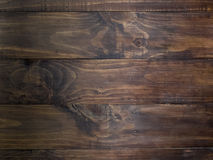 Black Wood Texture Stock Photography