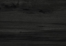 Black wood texture. background old panels. In high detailed photo Royalty Free Stock Image