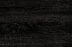 Black wood texture. background old panels Royalty Free Stock Photo