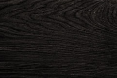 Black wood texture. background Royalty Free Stock Photos