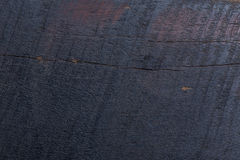 Black wood texture background Stock Photography