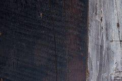 Black wood texture background Royalty Free Stock Photos