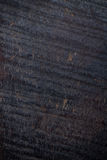 Black wood texture background Royalty Free Stock Images