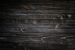 Black Wood Texture royalty free stock images