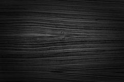 Black wood texture. royalty free stock images