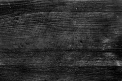 Black wood texture 1 Royalty Free Stock Image