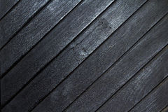 Black wood texture Royalty Free Stock Image