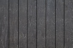 Black wood wall texture and background Stock Photos