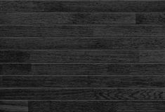 Black Wooden Background Royalty Free Stock Image