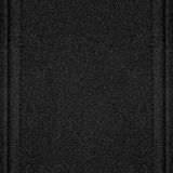 Black wool background Stock Image