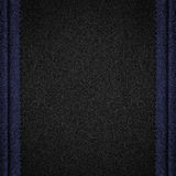 Black wool background Royalty Free Stock Photography