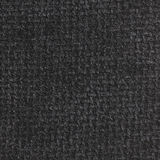 BLACK WOVEN COARSE FABRIC BACKGROUND Royalty Free Stock Photo