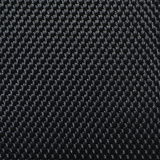 Black woven texture for pattern and background Stock Images