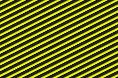 Black and yellow abstract background. Vector illustration Royalty Free Stock Image
