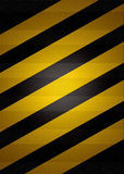 Black and yellow background Royalty Free Stock Photography