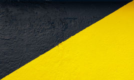 Black and yellow. Background in black and yellow royalty free stock images