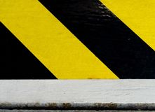 Black and yellow background royalty free stock photos