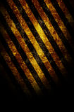 Black and yellow background Stock Image