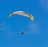 Black and yellow glider Royalty Free Stock Photos