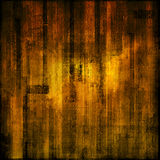 Black and yellow grungy paper Royalty Free Stock Photos