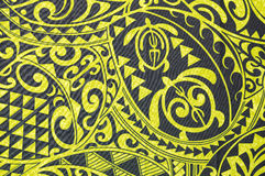 Black and Yellow jungle background. Royalty Free Stock Photos