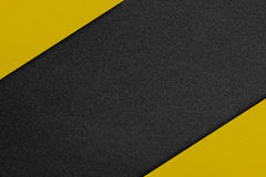 Black and yellow textur Royalty Free Stock Image