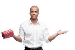 Black businessman Stock Photography
