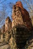 Blackball kopalnie w Illinois Zdjęcia Royalty Free
