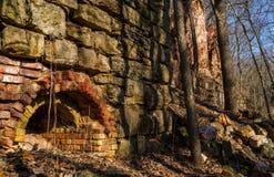 Blackball kopalnie w Illinois Obraz Stock
