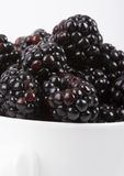 The blackberry Royalty Free Stock Photo