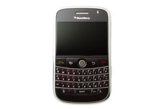 BlackBerry Bold 9000 Stock Images
