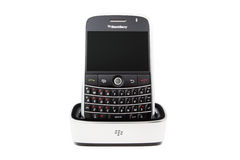BlackBerry Bold 9000 Stock Photography