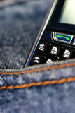 Blackberry cell phone 8820 Stock Photography