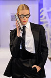 BLACKBERRY FASHION SHOW Royalty Free Stock Photography
