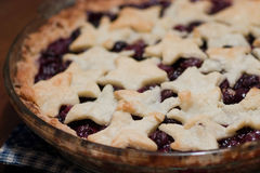 Blackberry Pie Royalty Free Stock Image