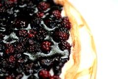 Blackberry pie Royalty Free Stock Photography