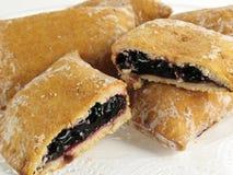Blackberry Pocket Pies Stock Image