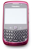 Blackberry smartphone Stock Photo