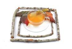 Blackberry tea Stock Image