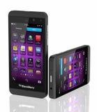 BlackBerry Z10 Royalty Free Stock Photos