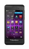 Blackberry Z10 Fotografia Stock