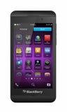 Blackberry Z10 Στοκ Εικόνες