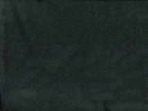 Blackblanket tekstura dla tła Obrazy Stock