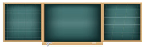 Blackboard stock illustration