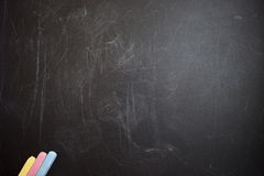 Blackboard. Royalty Free Stock Photos